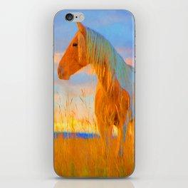 Mustang iPhone Skin