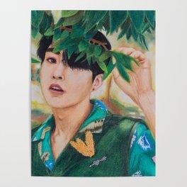 Xiumin EXO Poster
