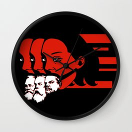 The Voice Wall Clock