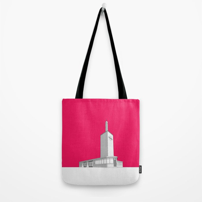 Osterley station Tote Bag