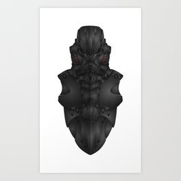 Shadow Trooper Art Print