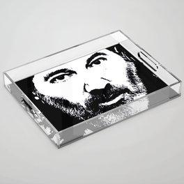 Self Portrait 2018 Acrylic Tray