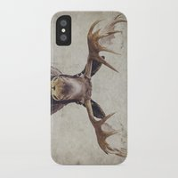 moose iPhone & iPod Cases featuring Moose by Retro Love Photography