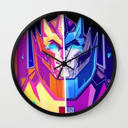 new paint, same problems Wall Clock