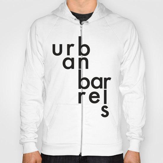 Urban Barrel Type Hoody
