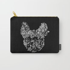 Botanical frenchie Carry-All Pouch