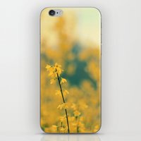 Forsythia iPhone & iPod Skin