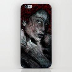 red_1 iPhone & iPod Skin