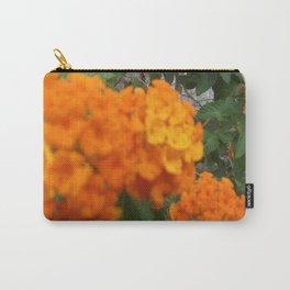 flower,rose,daisy,lily,flower duvet cover,flower orange, flower  art framed, flower  t shirt, Carry-All Pouch