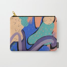 80s mall sign Carry-All Pouch