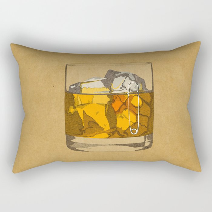 Scotch  Rectangular Pillow
