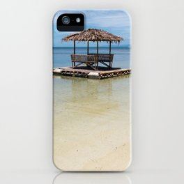 Siquijor Island, Philippines iPhone Case