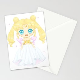 Serenity Pixel Doll Stationery Cards