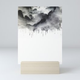 Drop Cloud Mini Art Print