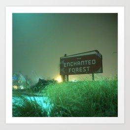 Ellicott City, MD Art Print