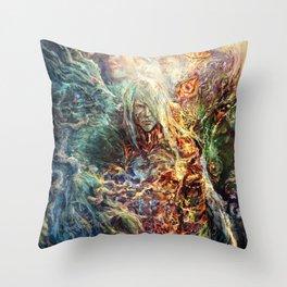 Memoryhouse Ghosts Throw Pillow