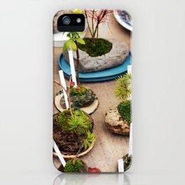 Bonsai Sale iPhone Case