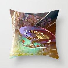 Futile Throw Pillow
