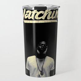 The Streets is Watching Travel Mug