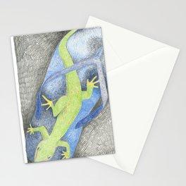 Slippa Gecko Stationery Cards