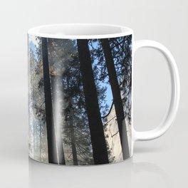Sunlight Shines Through the Trees Coffee Mug