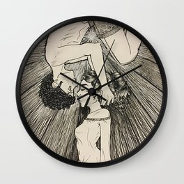 Co-dependence Wall Clock