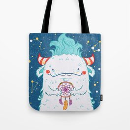 Flossy the Dreamcatcher Tote Bag