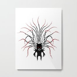 Karma Fairy [DARK] Metal Print