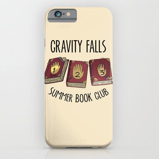 Gravity Falls: Summer Book Club iPhone & iPod Case