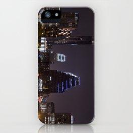 Nighttime Austin iPhone Case