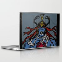 thundercats Laptop & iPad Skins featuring the ever-loving by Melvin Pena