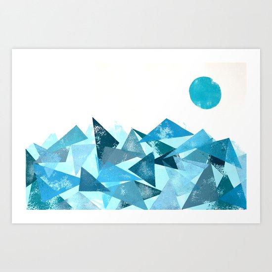 Scherzo No. 1 Art Print