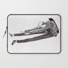 stretch or DIE Laptop Sleeve