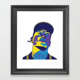 Skepta Framed Art Print