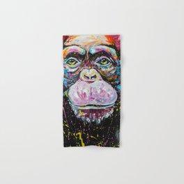 Chimp Hand & Bath Towel