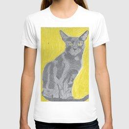 Yellow Catarine T-shirt
