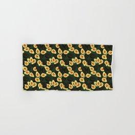 Avocado Pattern Hand & Bath Towel