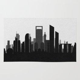 City Skylines: Abu Dhabi (Alternative) Rug