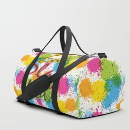 Eat Play Love Duffle Bag