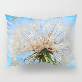 Seeds Ready to Fly Pillow Sham