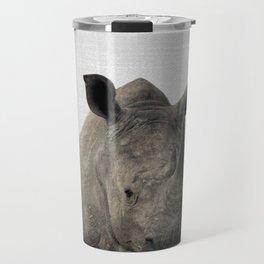Rhino - Colorful Travel Mug