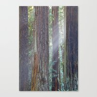 giants Canvas Prints featuring Future Giants by Mark Alder