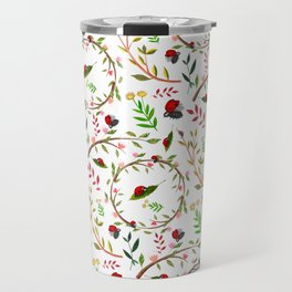 Ladybugs in the Forest Travel Mug