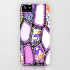 Purple-ish Cells Slim Case iPhone (5, 5s)