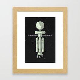 Tales of Pirx the Pilot Framed Art Print