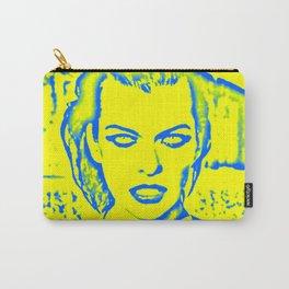Milla Jovovich Pop Art Carry-All Pouch