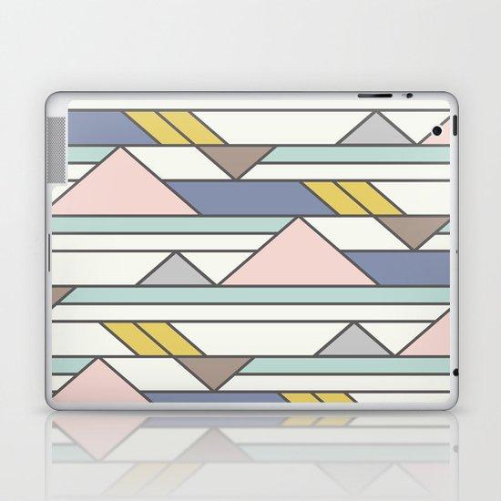 The New Geometric Laptop & iPad Skin