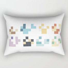 The Elementals Rectangular Pillow