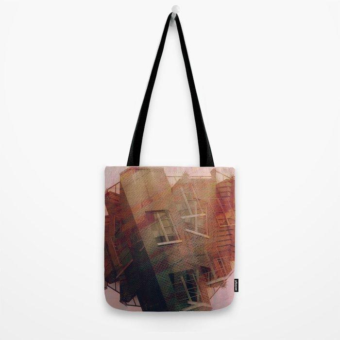 crushed Tote Bag