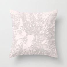 soft subtlety No. 3 Throw Pillow